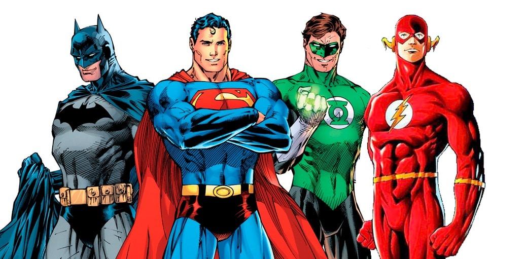 Pulseras comics super heroes superman batman flash 576 - Super hero flash ...